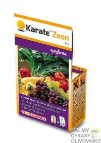 Karate Zeon insekticíd 5CS 50ml